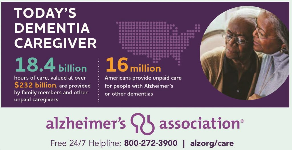 National Alzheimer's Disease Awareness Month